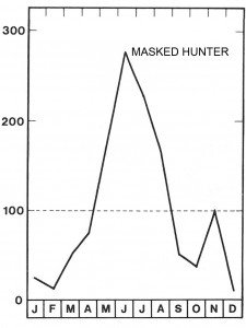 Masked hunter